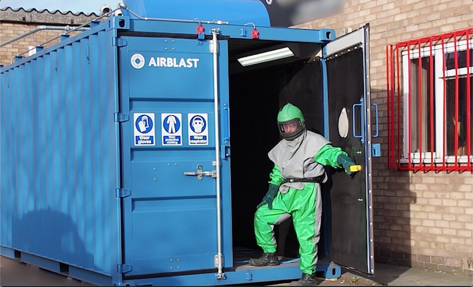 Airblast AFC Container Preview