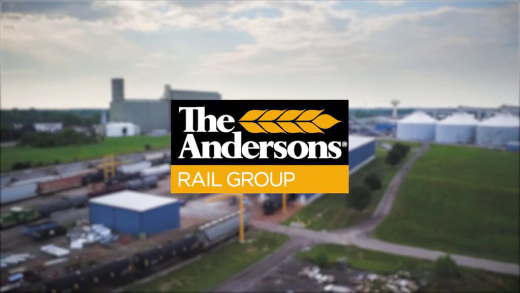 Blast and paint facilities created for The Andersons Rail Group by Airblast AFC